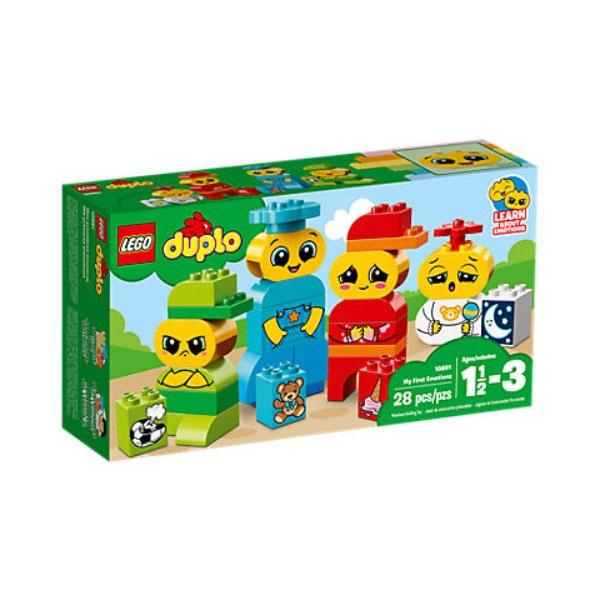 Lego Duplo 10861 Meine ersten Emotionen - Gefühle erklären