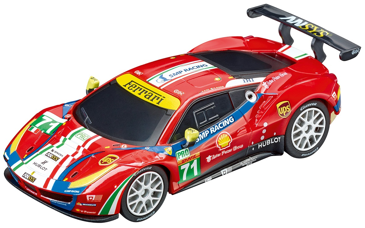 Carrera Digital 143 Ferrari 488 GT3 AF Corse No. 71 41407