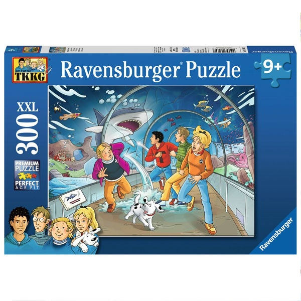 Ravensburger Puzzle TKKG im Einsatz 300 Teile