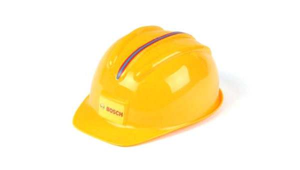 Bosch Bauarbeiter Helm verstellbar