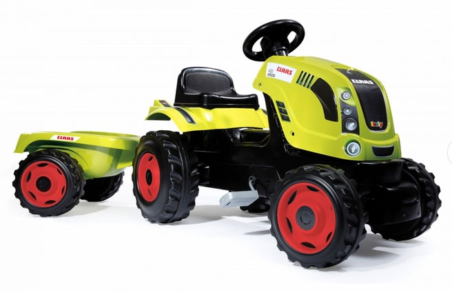 Smoby Traktor Farmer XL CLAAS ARION 400