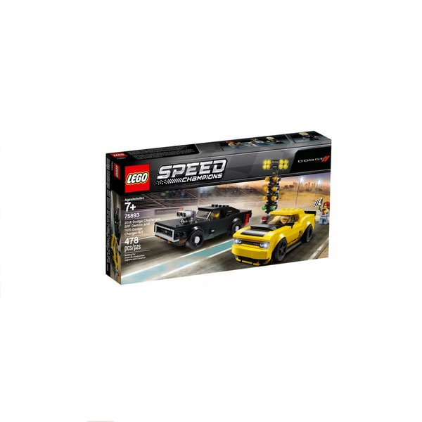 Lego Speed Champions 75893  2018 Dodge Challenger SRT