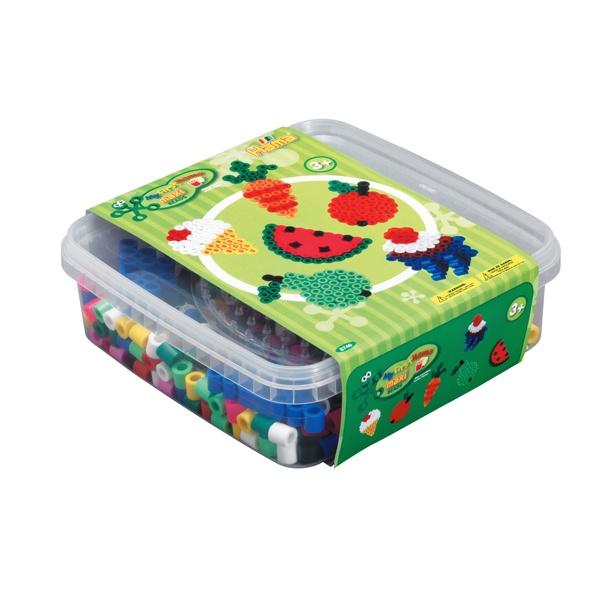Hama Maxi-Perlenset Box Obst/Gemüse