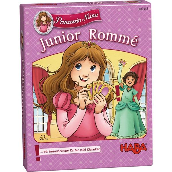 Haba 2365 Prinzessin Mina Junior Romme