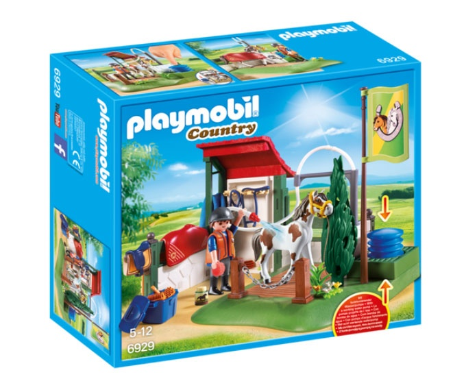 Playmobil 6929 Country Pferdewaschplatz