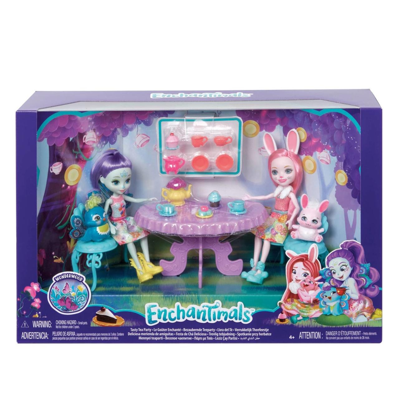 Enchantimals Teeparty Spielset