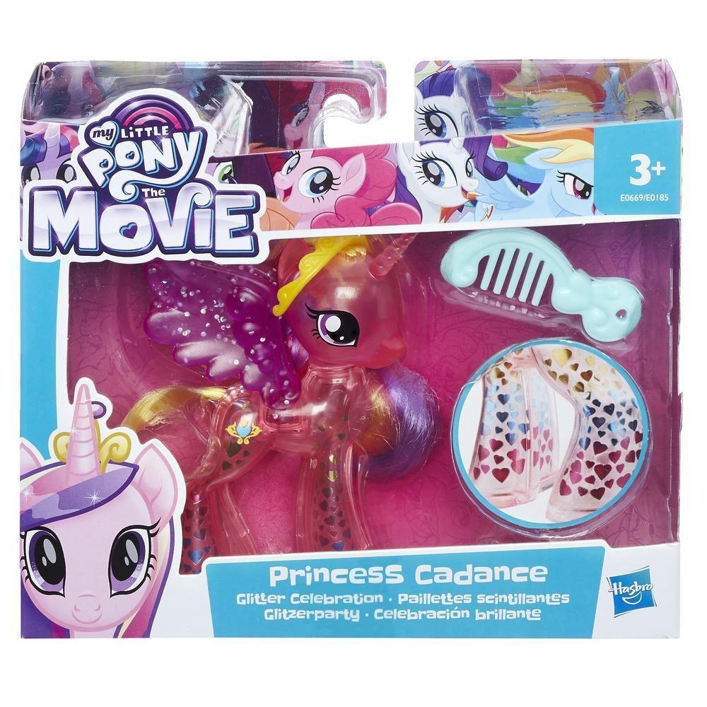 My little Pony Movie Glitzerparty Prinzessin Cadance