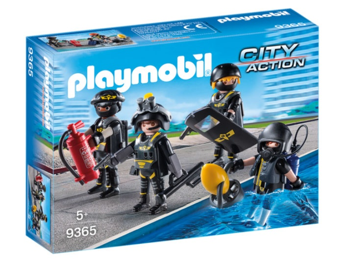 Playmobil 9365 City Action SEK-Team