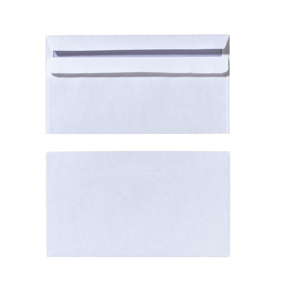 Briefumschläge Din lang ohne Fenster 100er