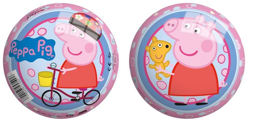 Ball mit Motiv Peppa Pig 13 cm