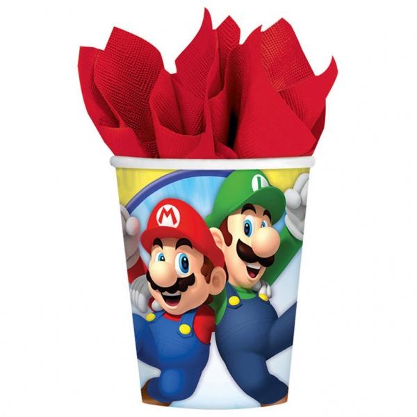 Super Mario Partybecher