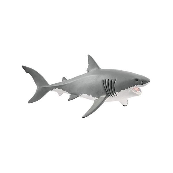 Schleich Wild Life Weisser Hai 14809