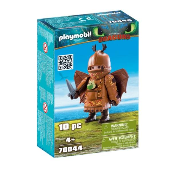 Playmobil 70044 Dragons Fischbein mit Fluganzug