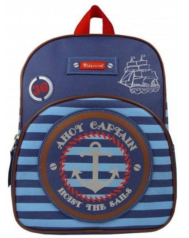 Kidzroom Rucksack Ahoy Captain