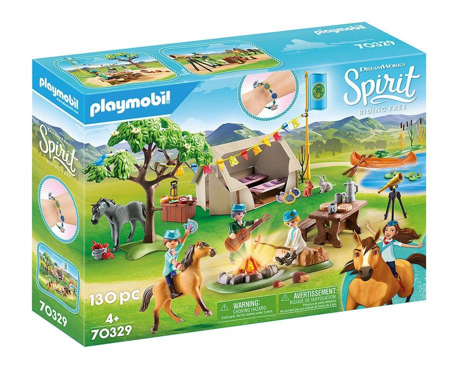 Playmobil 70329 Spirit Sommercamp