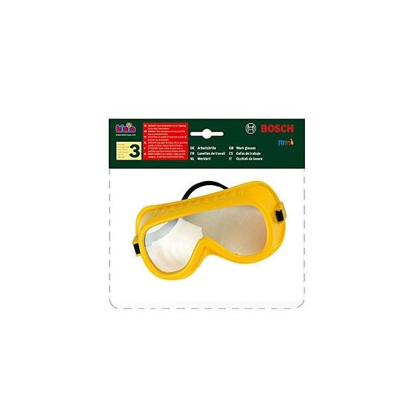 Bosch Arbeitsbrille gelb