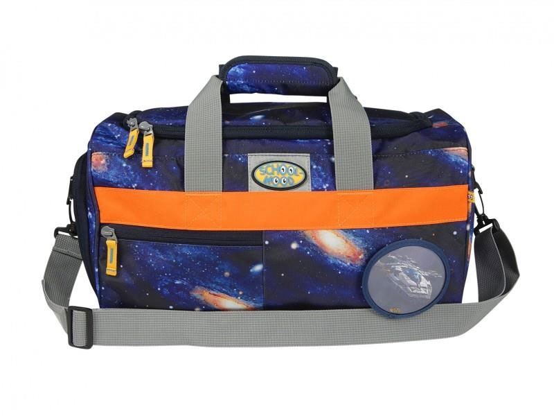 School-Mood Sporttasche Space Craft Galaxy