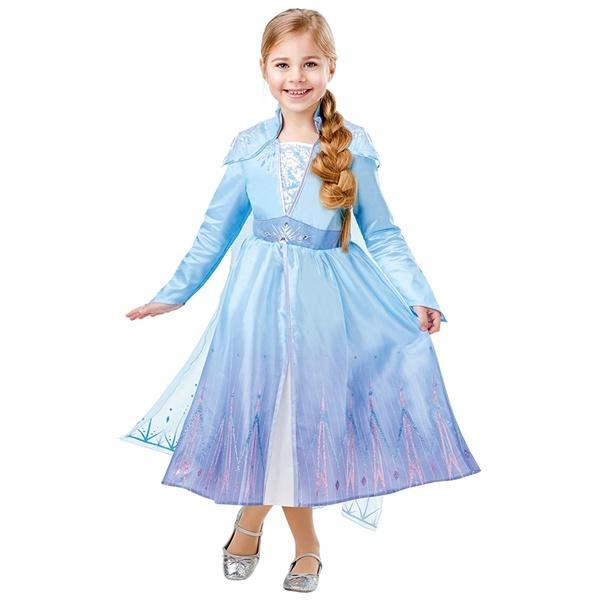 Kostüm Elsa Frozen 2 Deluxe M 116cm