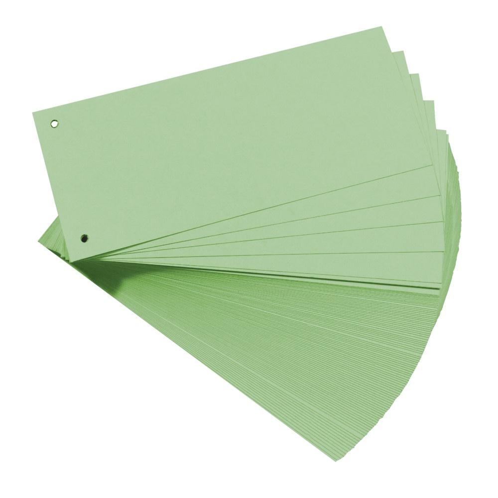 Trennstreifen 100er grün