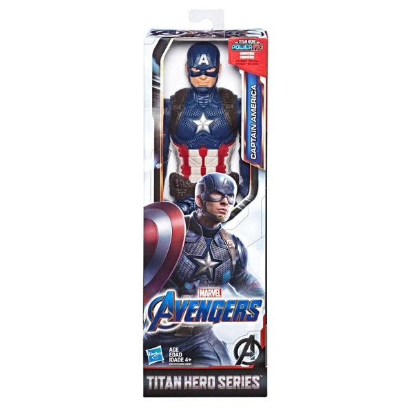 Marvel Avengers Endgame Titan Hero Captain America