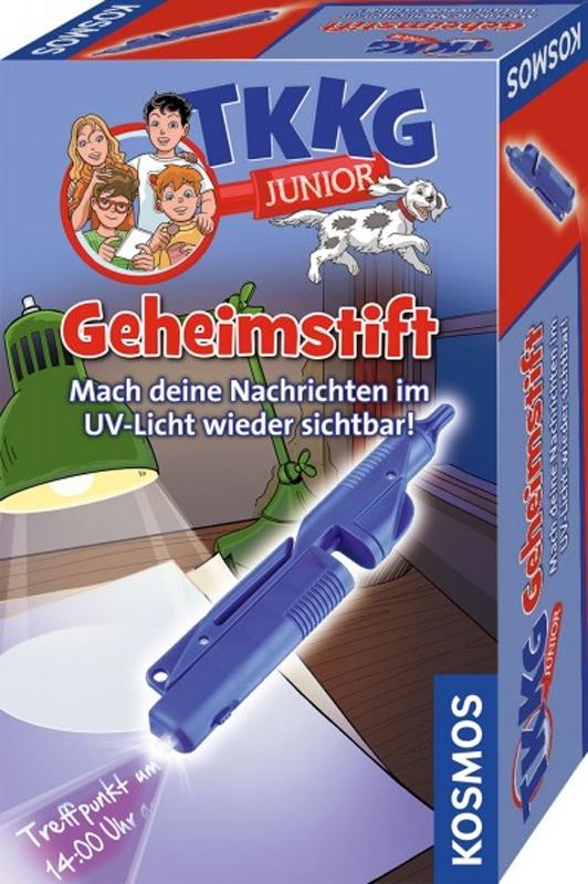 TKKG Junior Geheimstift