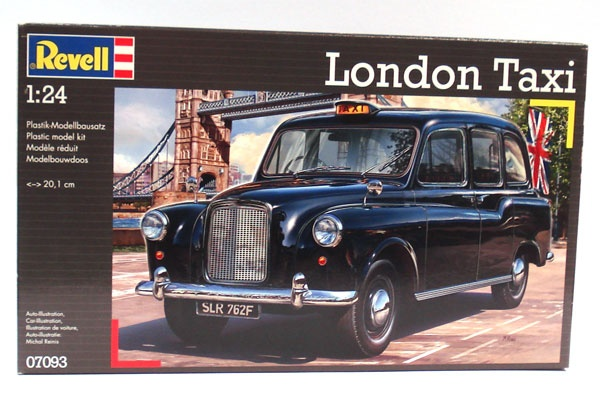 Revell 07093 London Taxi 1:24