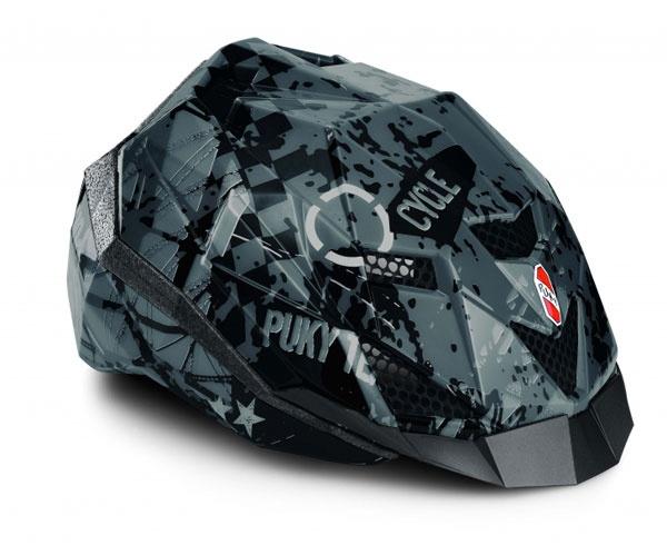Puky Zubehör Fahrradhelm PH 6 L 52 bis 59 cm 9590 schwarz