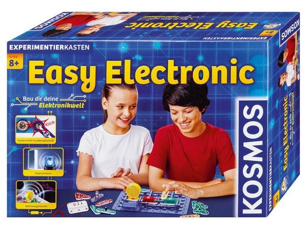 Experimentierkasten Easy Electronic von Kosmos