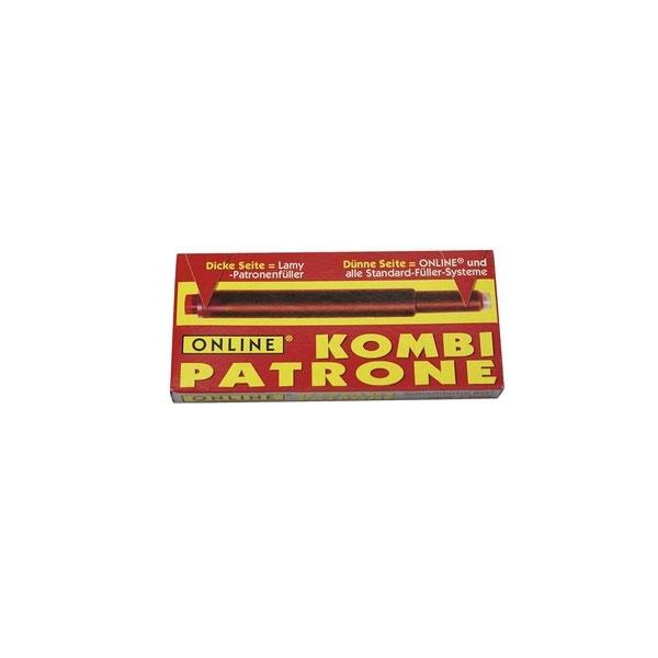 Original ONLINE Kombipatrone Rot