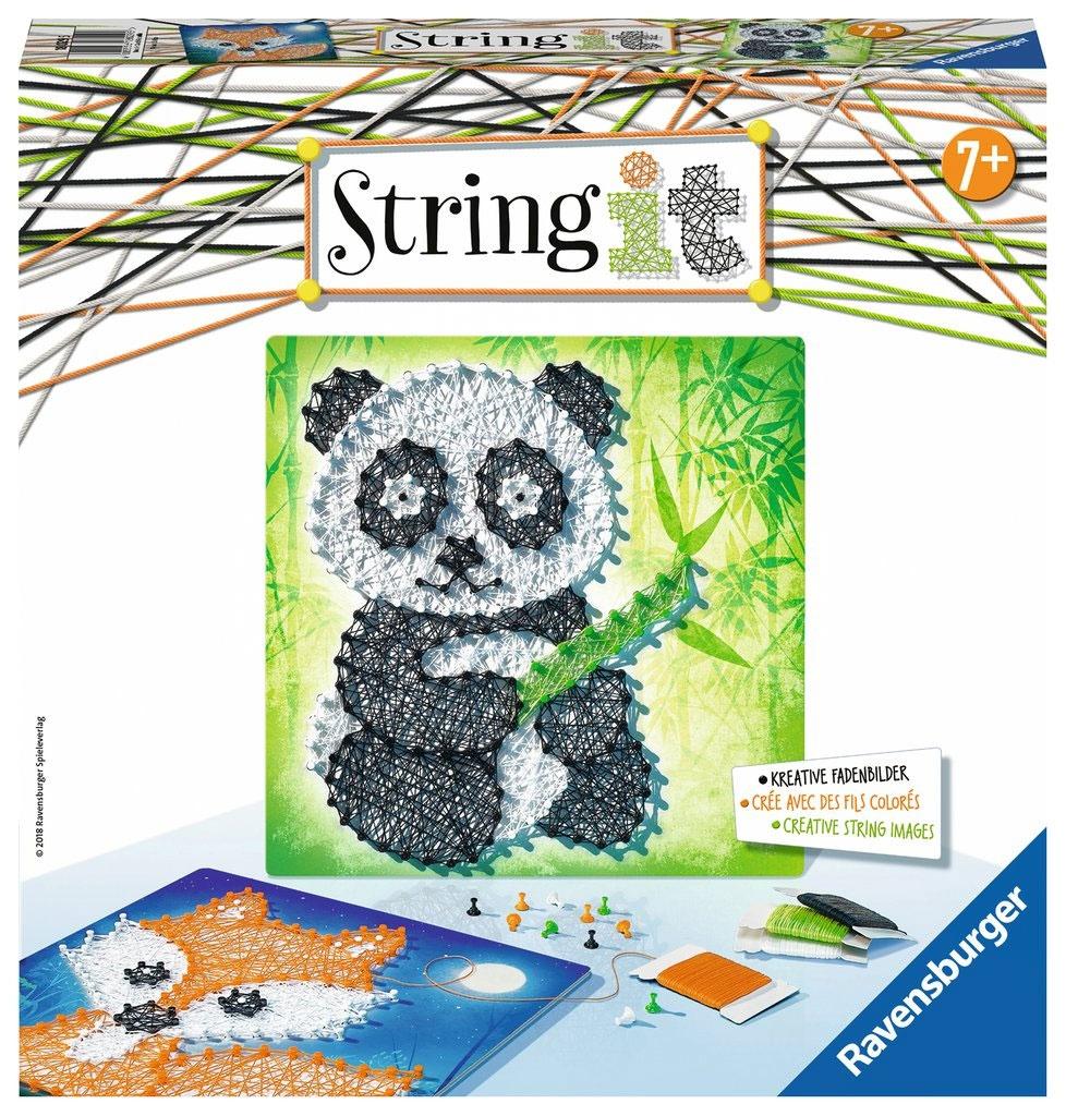 String it Panda und Fuchs von Ravensburger