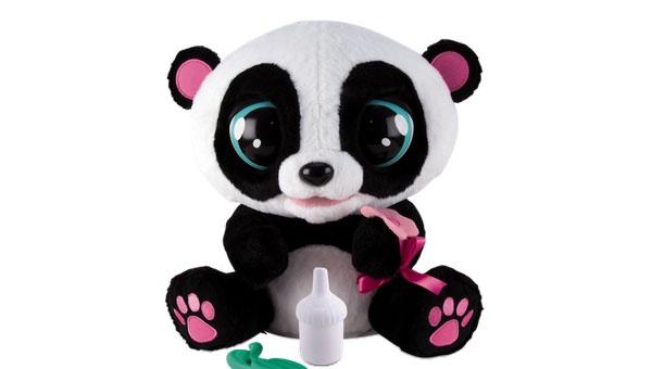 YoYo Panda Plüschtier mit Sound von IMC Toys