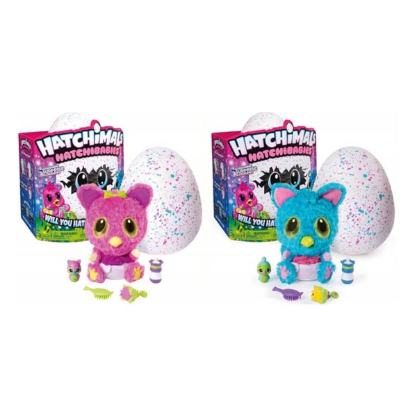 Hatchimals HatchiBabies Cheetre