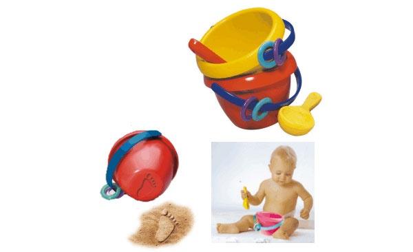 Baby-Eimer 7220 Spielstabil