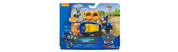 Paw Patrol Sea Patrol Launching Surfboard Chase