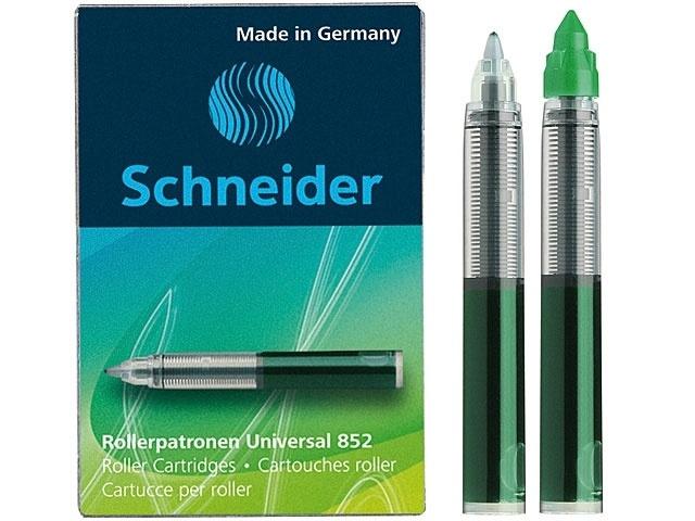 Schneider Rollerpatrone 852 grün
