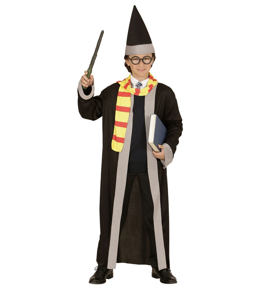Kostüm Zauberer Gr. 140