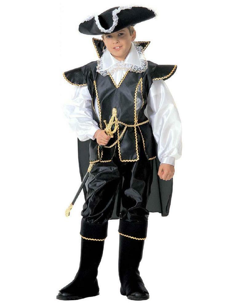 Kostüm Meerespirat Pirat Freibeuter Gr. 158