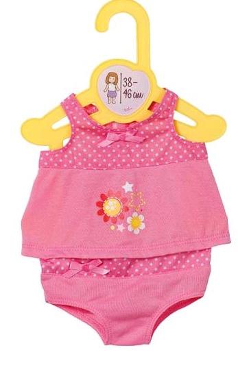 Dolly Moda Unterwäsche 38-46cm rosa