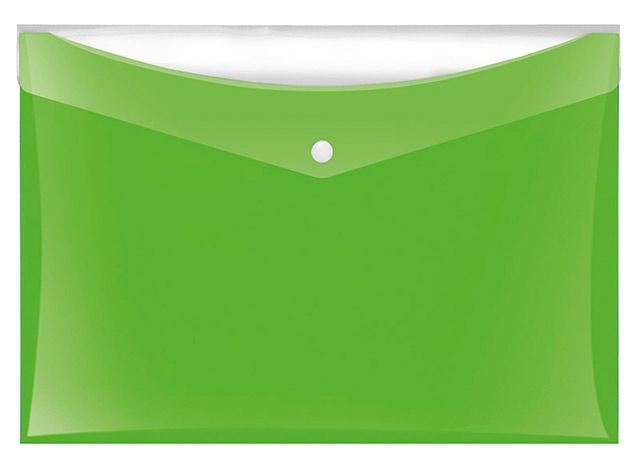 Veloflex Dokumententasche A4 grün