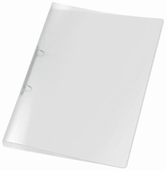 Veloflex Ringbuch A4 Propyglass Viquel 2 Ring  transparent
