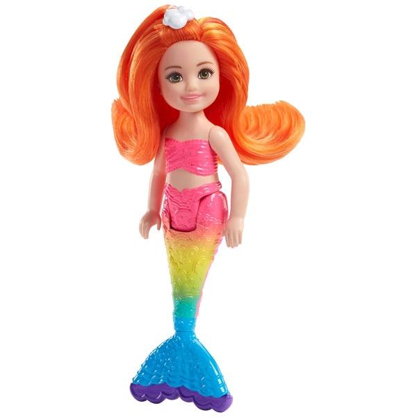 Barbie Dreamtopia Mini-Meerjungfrau: Regenbogen-Chelsea