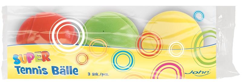 Soft Tennisbälle 3 Stück