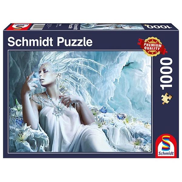 Puzzle Eisfee 1000 Teile
