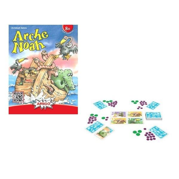 Amigo Kartenspiel Arche Noah