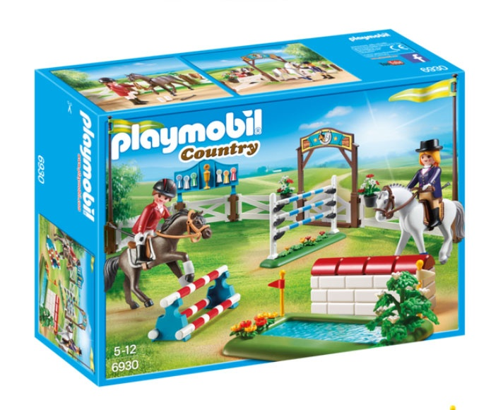 Playmobil 6930 Country Reitturnier