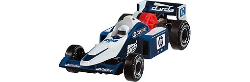 Darda Auto Formula Racing Car