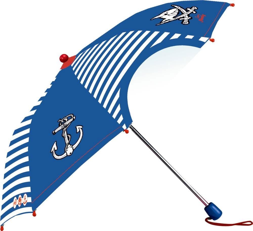 Capt´n Sharky Taschenschirm Regenschirm Spiegelburg 12830
