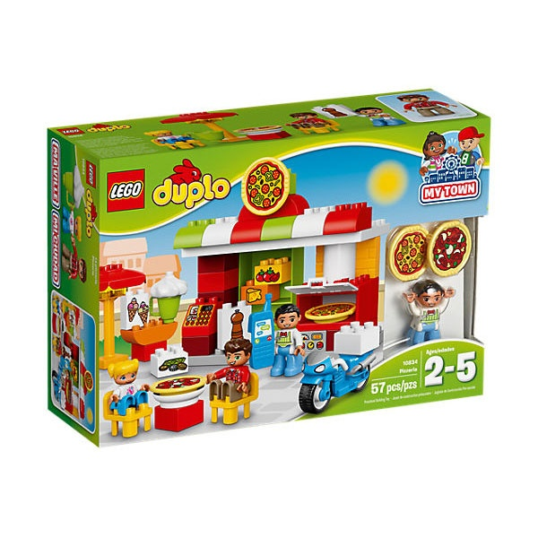 Lego 10834 Duplo Pizzeria