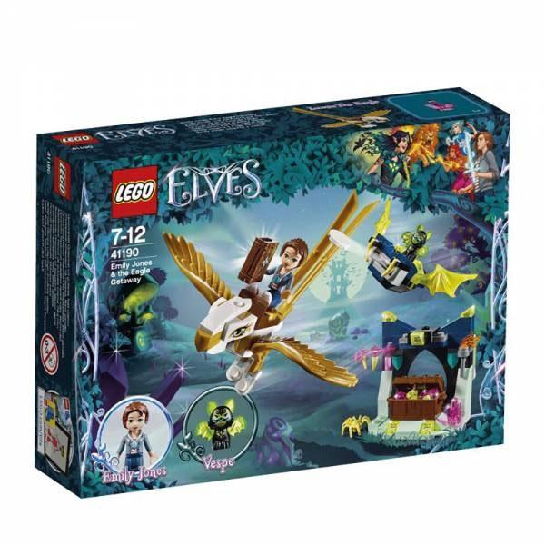 Lego Elves 41190 Emily Jones und die Flucht auf dem Adler