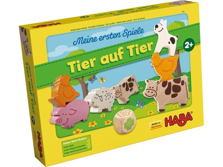 Haba Meine ersten Spiele Tier auf Tier